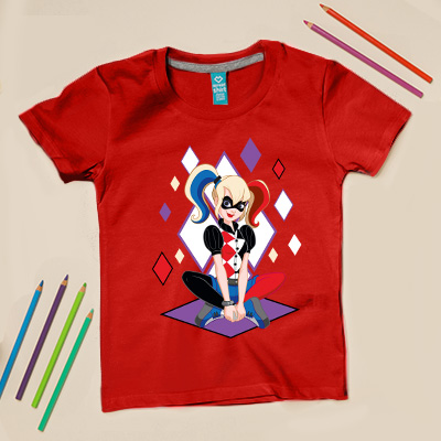 Superhelden Kinder T-Shirts