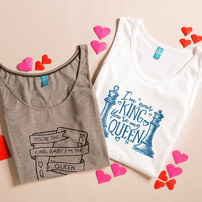 Couples Tank Tops