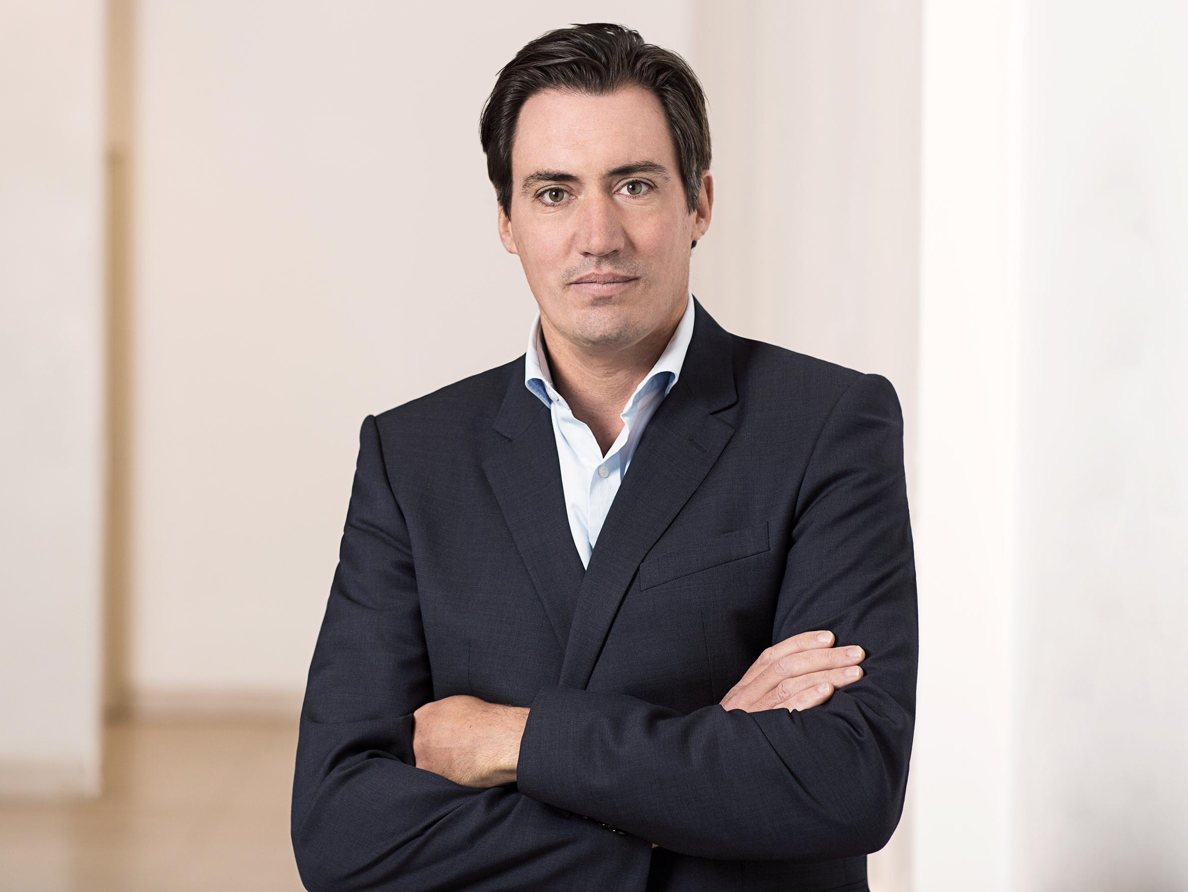 Julian de Grahl named new Spread Group CEO