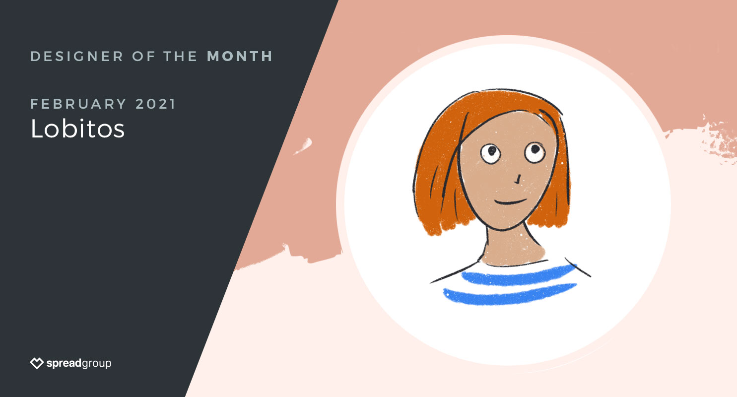 In the Spotlight: The Marketplace Designer of the Month February Lobitos